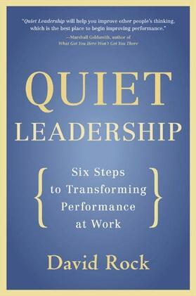 Quiet Leadership   Buch   sack.de