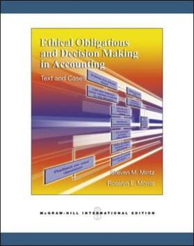 Ethical Obligations and Decision-making in Accounting | Buch | sack.de