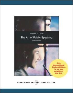 Lucas   Art of Public Speaking   Buch   sack.de