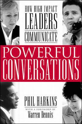 Harkins | Powerful Conversations: How High Impact Leaders Communicate | Buch | sack.de