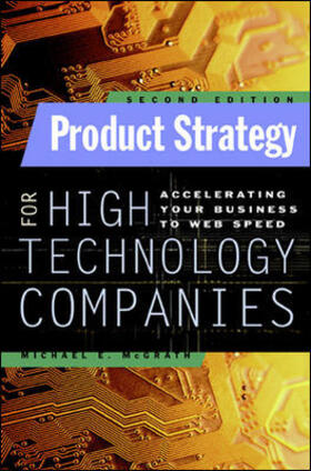 McGrath | Product Strategy for High-Technology Companies | Buch | sack.de