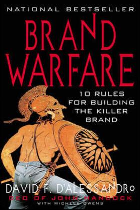 Alessandro | Brand Warfare: 10 Rules for Building the Killer Brand | Buch | sack.de