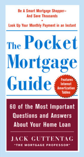 Guttentag | The Pocket Mortgage Guide | Buch | sack.de