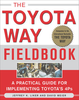 Liker / Meier | The Toyota Way Fieldbook | Buch | sack.de