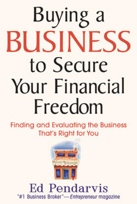 Pendarvis | Buying a Business to Secure Your Financial Freedom | Buch | sack.de