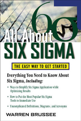 Brussee | All About Six Sigma | Buch | sack.de