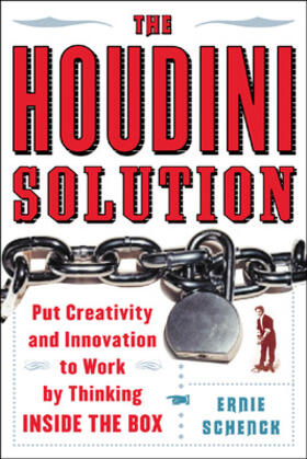 Schenck | The Houdini Solution | Buch | sack.de