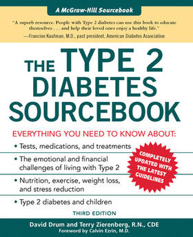Drum / Zierenberg | The Type 2 Diabetes Sourcebook | Buch | sack.de