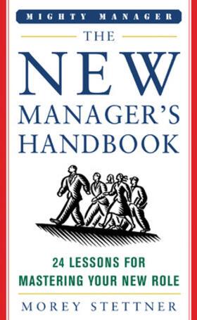 Stettner | The New Manager's Handbook | Buch | sack.de