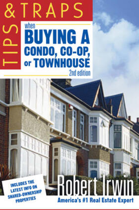Irwin | Tips and Traps When Buying a Condo, Co-op, or Townhouse | Buch | sack.de