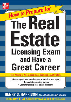 Harrison | How to Prepare for and Pass the Real Estate Licensing Exam: Ace the Exam in Any State the First Time! | Buch | sack.de