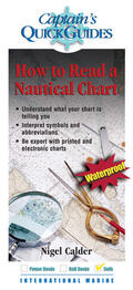 Calder    How To Read a Nautical Chart: A Captain's Quick Guide   Buch    Sack Fachmedien