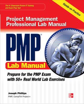 Phillips | PMP Project Management Professional Lab Manual | Buch | sack.de