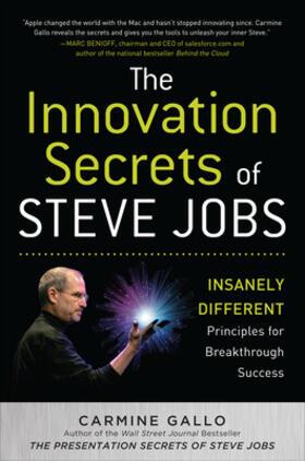 Gallo | The Innovation Secrets of Steve Jobs | Buch | sack.de
