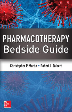 Martin / Talbert | Pharmacotherapy Point of Care Drug Manual | Buch | sack.de