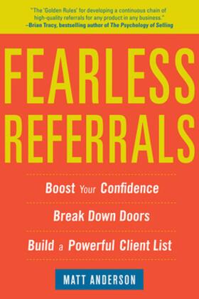 Anderson | Fearless Referrals | Buch | sack.de