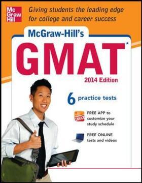 Hasik / Rudnick / Hackney | McGraw-Hill's GMAT, 2014 Edition | Buch | sack.de