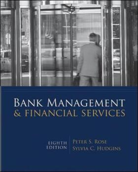 Rose / Hudgins | Bank Management and Financial Services | Buch | sack.de