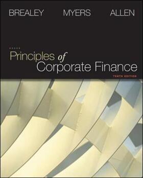 Allen / Brealey / Myers | Principles of Corporate Finance | Buch | sack.de