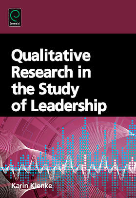 Klenke | Qualitative Research in the Study of Leadership | Buch | sack.de