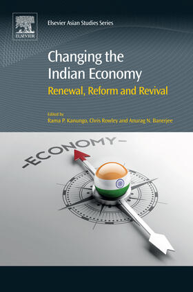 Rowley | Changing the Indian Economy | E-Book | sack.de