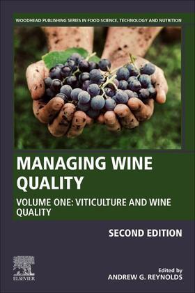 Reynolds | Managing Wine Quality | Buch | sack.de