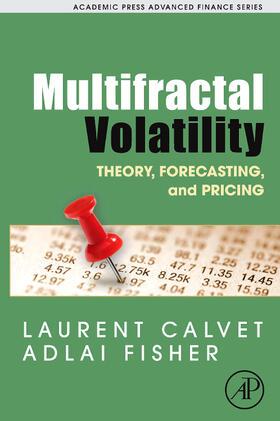 Calvet / Fisher   Multifractal Volatility   Buch   sack.de