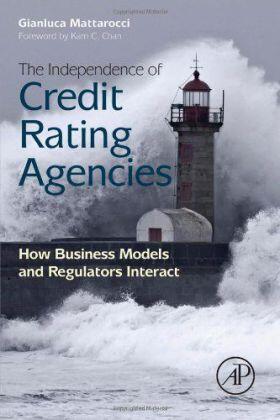 Mattarocci   The Independence of Credit Rating Agencies   Buch   sack.de