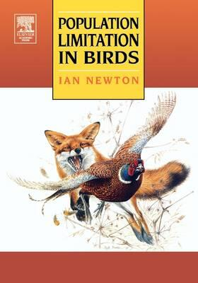 Newton   Population Limitation in Birds   Buch   sack.de