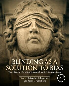 Robertson / Kesselheim | Blinding as a Solution to Bias | Buch | sack.de