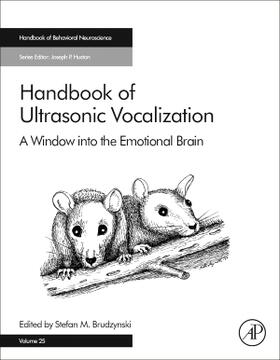 Brudzynski | Handbook of Ultrasonic Vocalization | Buch | sack.de