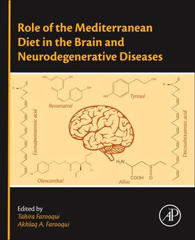 Farooqui / Farooqui | Role of the Mediterranean Diet in the Brain and Neurodegenerative Diseases | Buch | sack.de