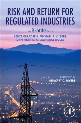 Villadsen / Vilbert / Harris | Risk and Return for Regulated Industries | Buch | sack.de