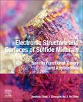 Chen / Xu / Chen |  Electronic Structure and Surfaces of Sulfide Minerals | Buch |  Sack Fachmedien