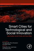 Kim / Sabri / Kent |  Smart Cities for Technological and Social Innovation | Buch |  Sack Fachmedien