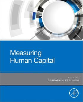 Fraumeni | Measuring Human Capital | Buch | sack.de