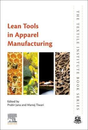 Jana | Lean Tools in Apparel Manufacturing | Buch | sack.de