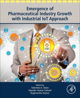 Solanki / Kumar | Emergence of Pharmaceutical Industry Growth with Industrial Iot Approach | Buch | sack.de