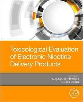 Peitsch / Hoeng | Toxicological Evaluation of Electronic Nicotine Delivery Products | Buch | sack.de