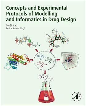 Silakari / Singh | Concepts and Experimental Protocols of Modelling and Informatics in Drug Design | Buch | sack.de