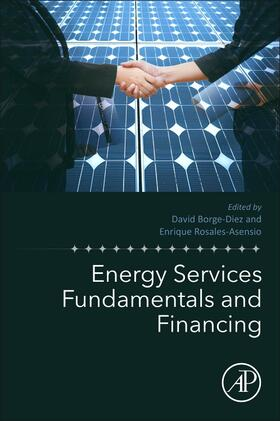 Borge-Diez / Rosales-Asensio   Energy Services Fundamentals and Financing   Buch   sack.de
