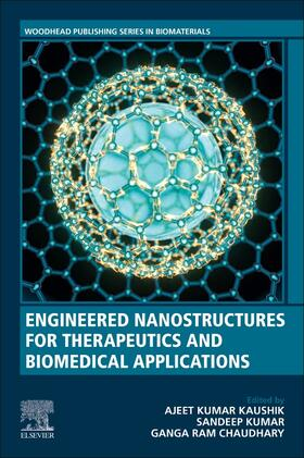 Kumar / Ram Chaudhary | Engineered Nanostructures for Therapeutics and Biomedical Applications | Buch | sack.de