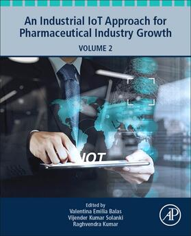 Solanki / Kumar | An Industrial IoT Approach for Pharmaceutical Industry Growth | Buch | sack.de