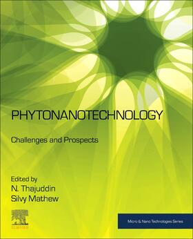 Thajuddin / Mathew   Phytonanotechnology   Buch   sack.de