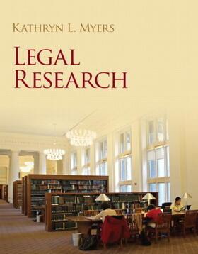 Legal Research   Buch   sack.de