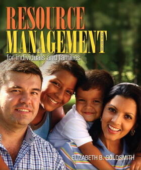 Resource Management for Individuals and Families | Buch | sack.de