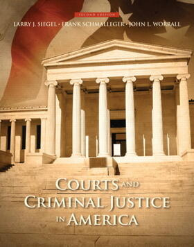 Courts and Criminal Justice in America | Buch | sack.de