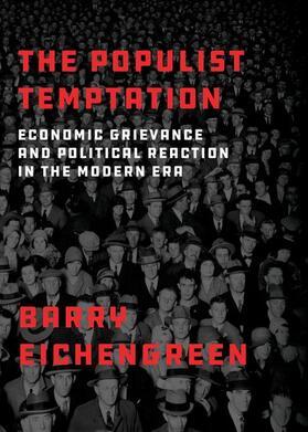 Eichengreen   The Populist Temptation   Buch   sack.de