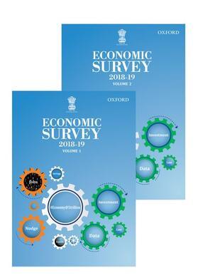 Ministry of Finance   Economic Survey 2018-19   Buch   sack.de