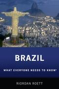 Roett |  Brazil: What Everyone Needs to Know(r) | Buch |  Sack Fachmedien